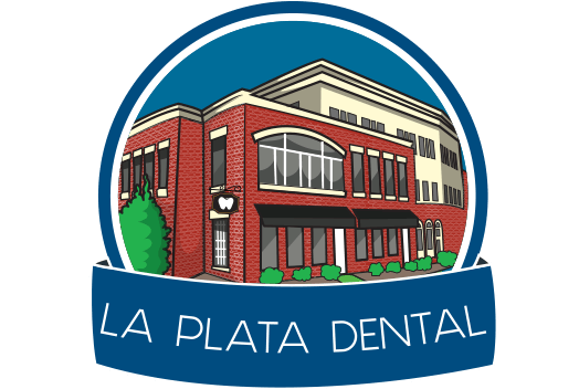 La Plata Dental footer logo