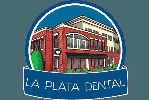 La Plata Dental footer logo